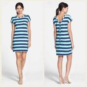 Lilly Pulitzer I Medium Short Sleeve Dress Striped